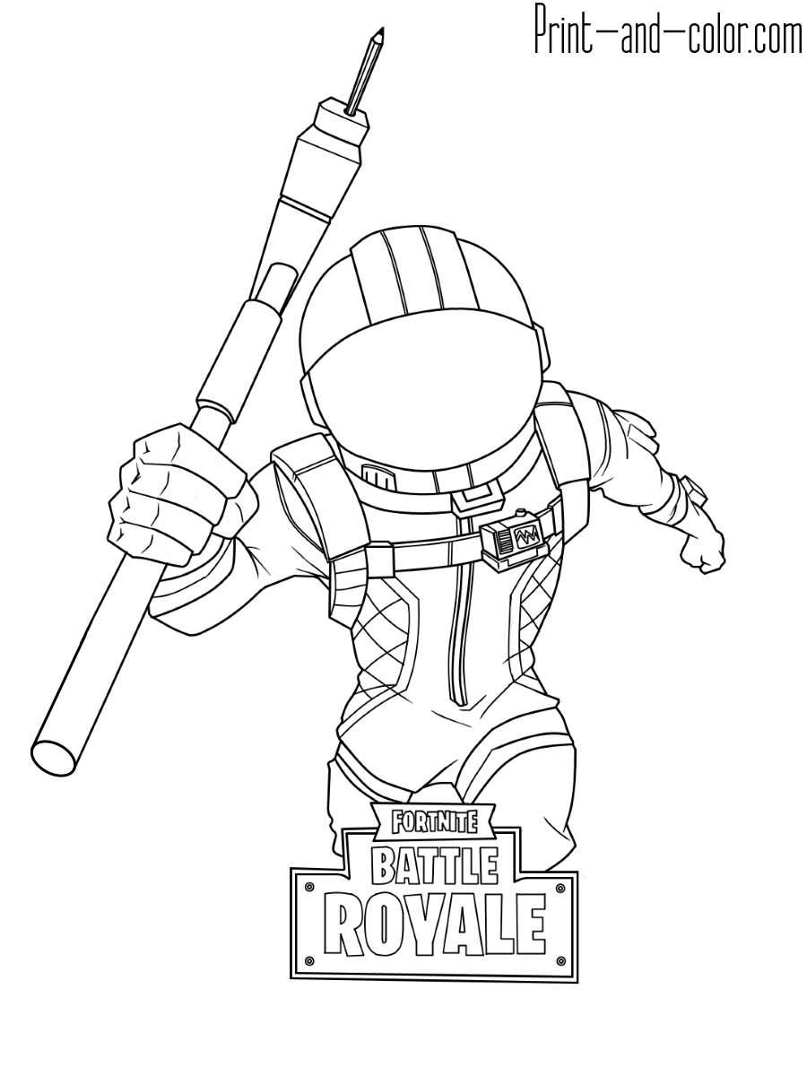 Images Of Coloring Pages Fortnite Coloring Pages Print And Color