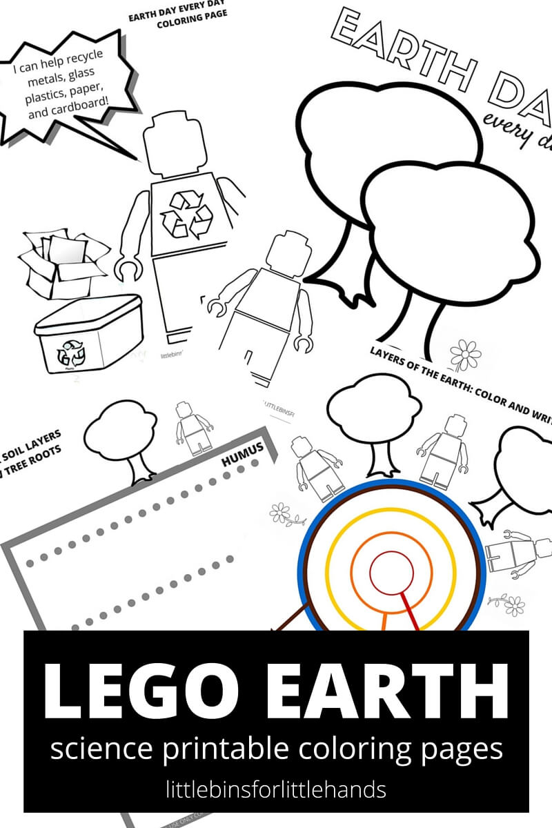 Images Of Coloring Pages Lego Earth Coloring Pages Little Bins For Little Hands