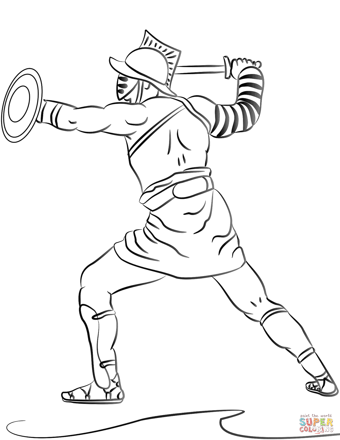 Inspired Image of Italy Coloring Pages