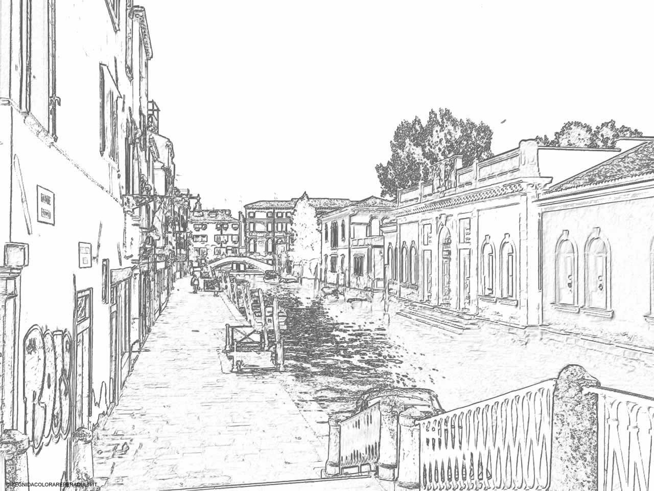 Italy Coloring Pages Venice Italy Coloring Pages Ftwap