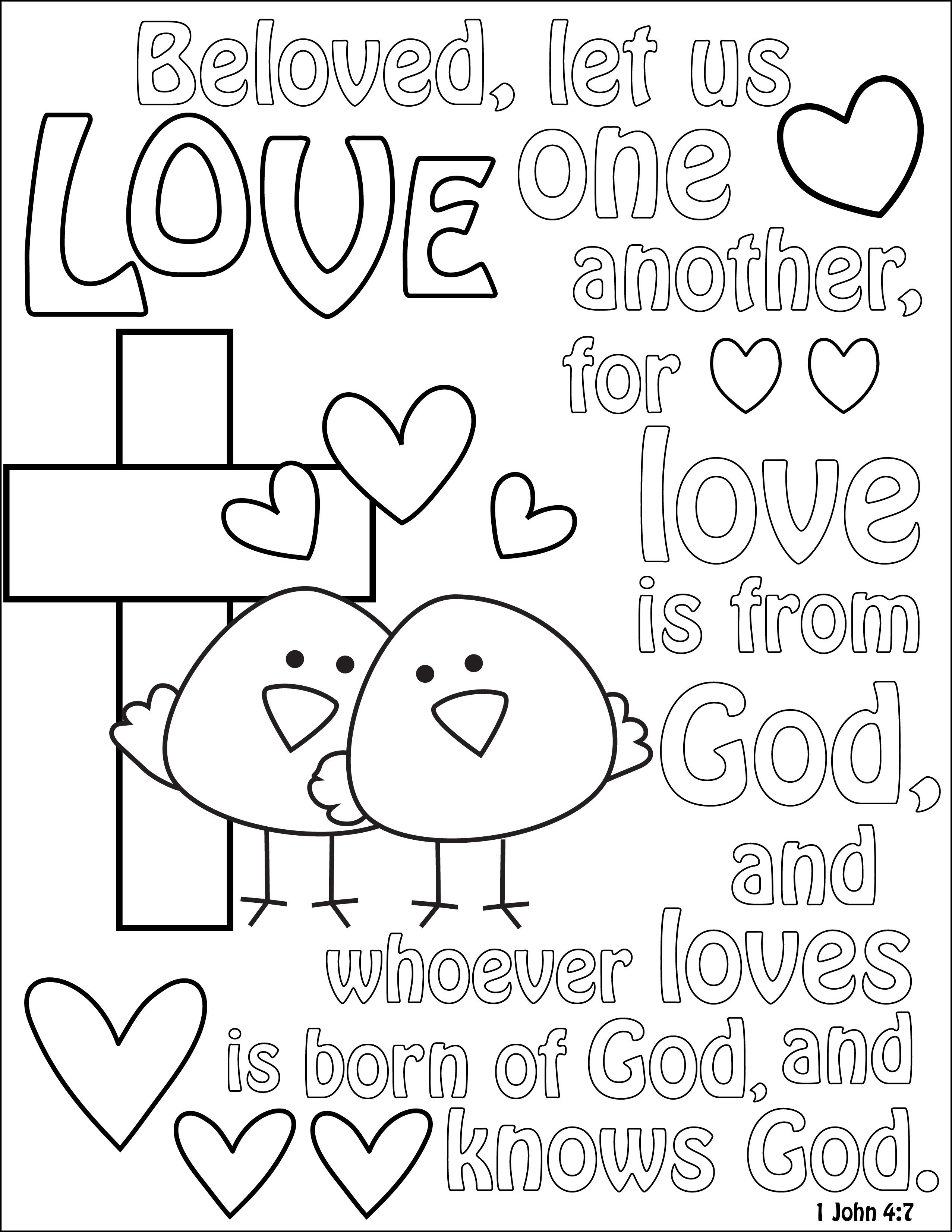 25+ Awesome Photo of Jesus Loves Me Coloring Page