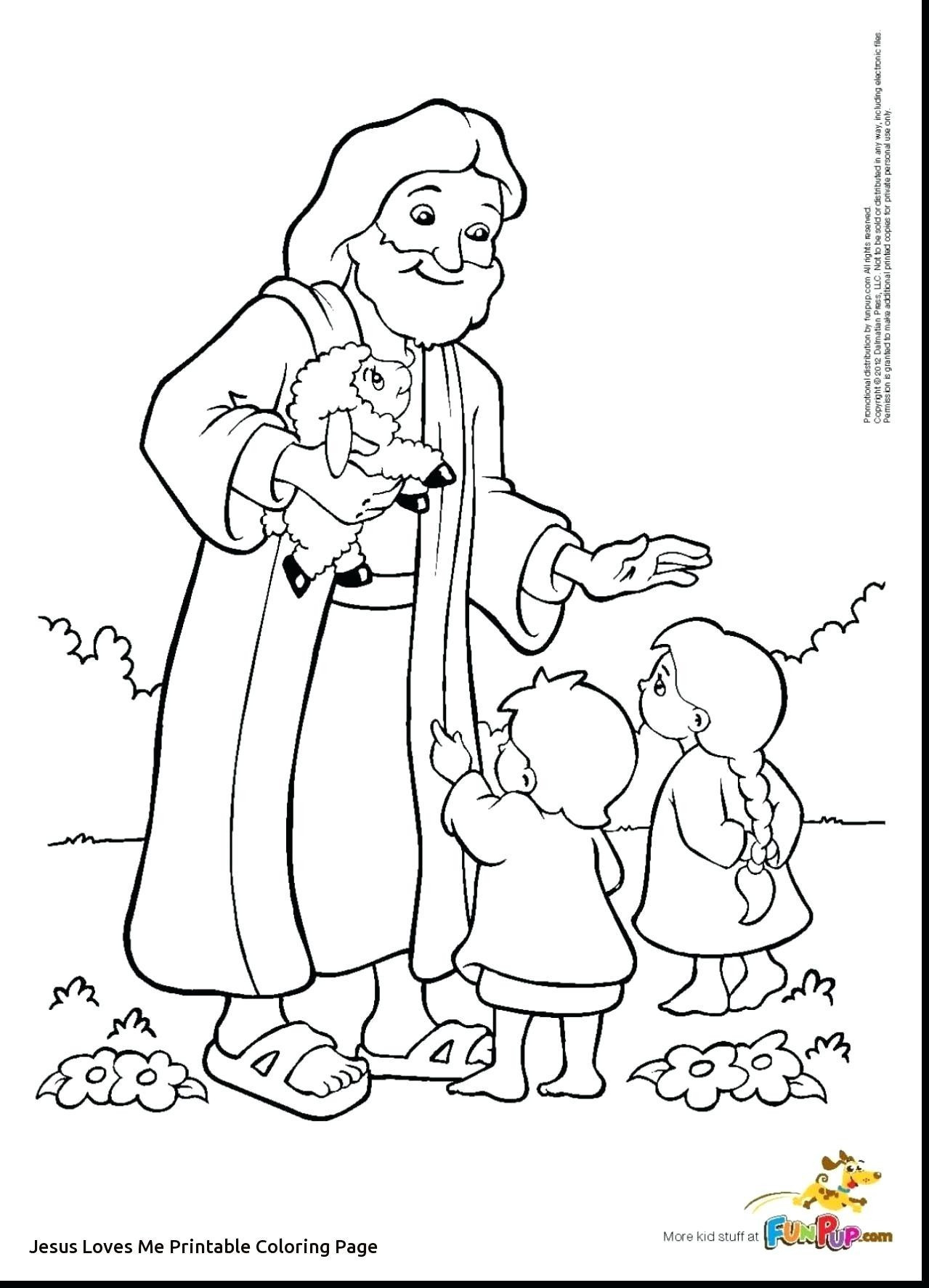 Jesus Loves Me Coloring Page Jesus Loves Me Coloring Page Coloring Pages For Children