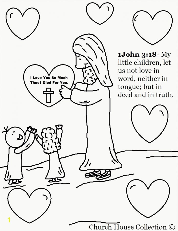 Jesus Loves Me Coloring Page Jesus Loves Me Coloring Page For Toddlers Fresh Jesus Loves Me