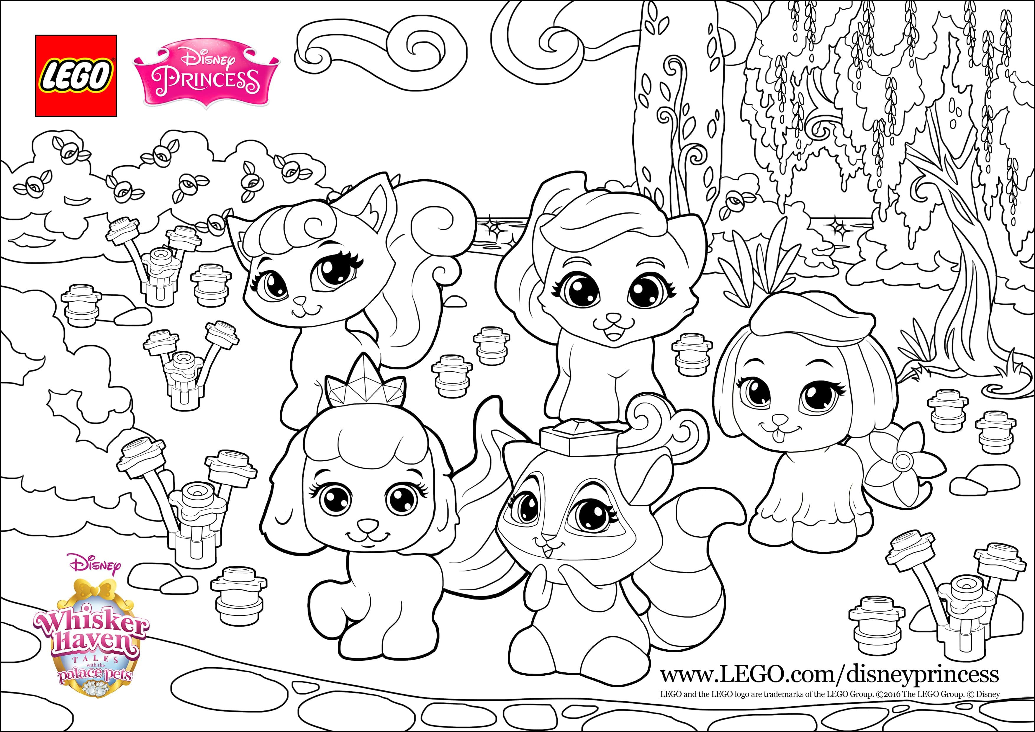 Lego Friends Coloring Pages Lego Friends Coloring Pages For Girls