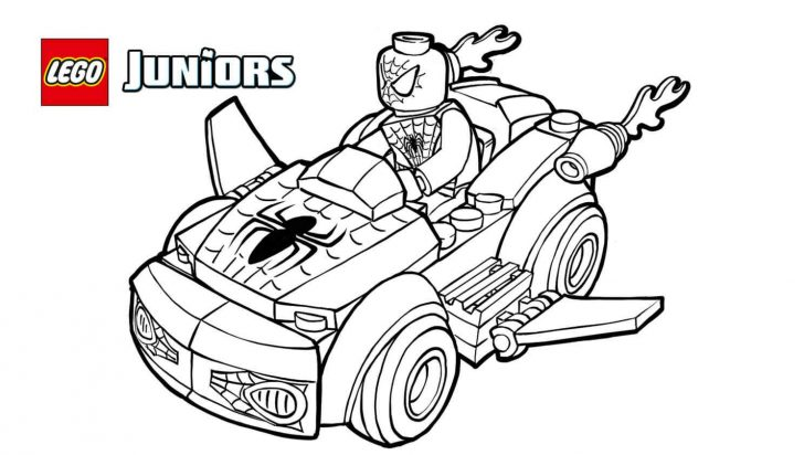 Lego Spiderman Coloring Pages 15 New Lego Spiderman Coloring Pages To Print Karen Coloring Page