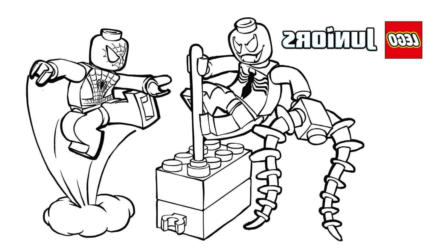 Lego Spiderman Coloring Pages Lego Spiderman Coloring Pages 9viq Lego Spiderman Coloring Pages New