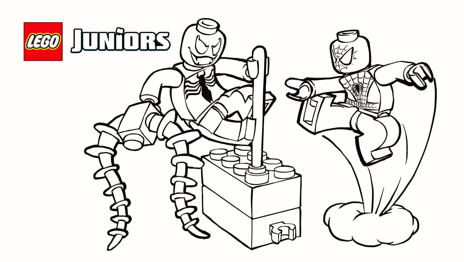 Lego Spiderman Coloring Pages Lego Spiderman Coloring Pages Unique Photos Lego Spiderman Coloring