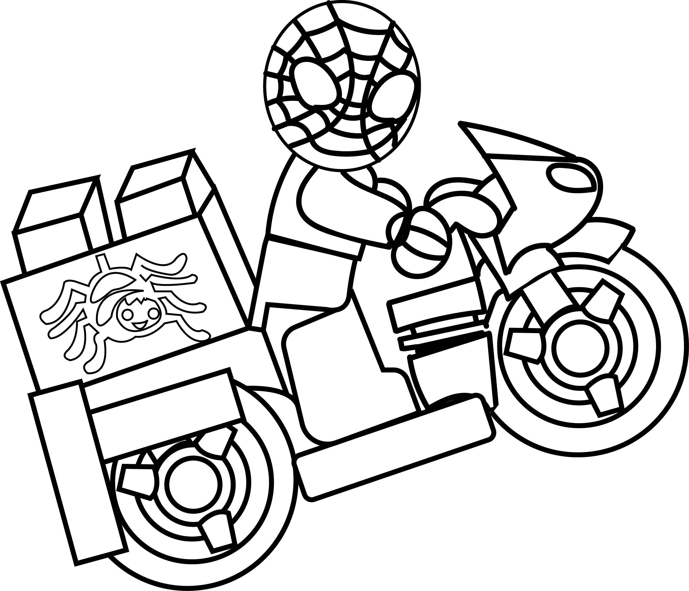Lego Spiderman Coloring Pages New Of Lego Spiderman Coloring Pages Pictures Printable Coloring Pages