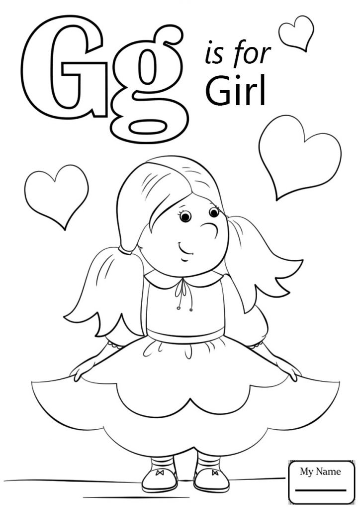 Letter G Coloring Pages Awesome Of Letter G Coloring Pages Pictures Printable Coloring Pages