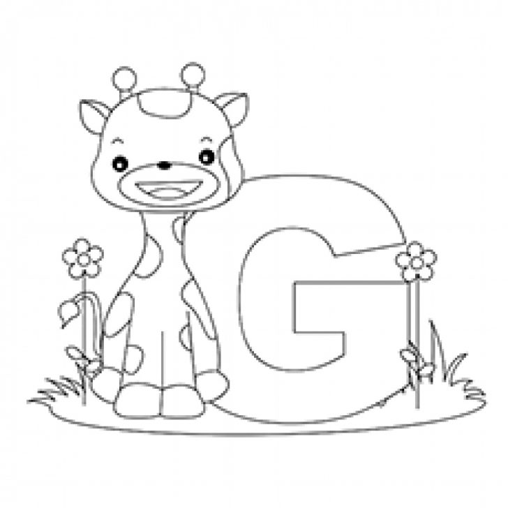 Letter G Coloring Pages Letter G Coloring Page Top 25 Free Printable Pages Online 3