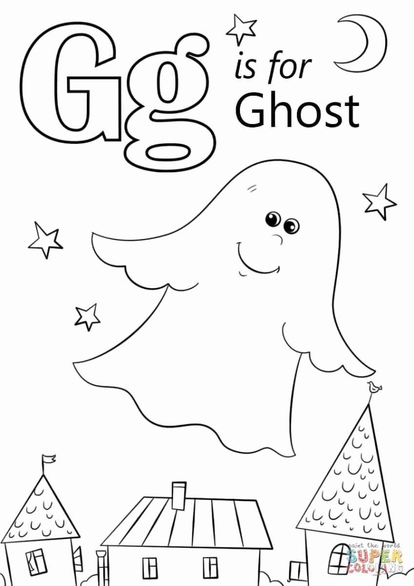 Letter G Coloring Pages Letter G Coloring Pages Free In Projectelysium