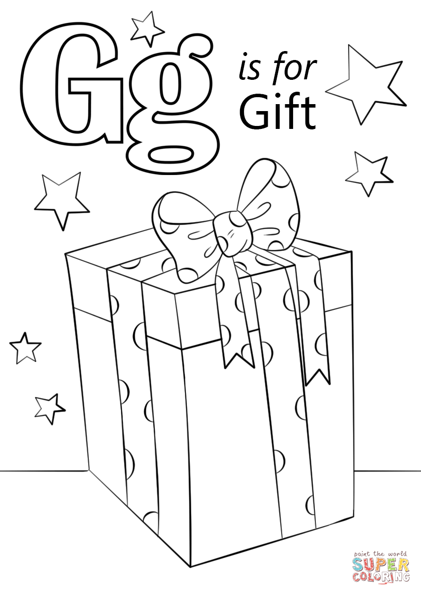 Letter G Coloring Pages Letter G Coloring Pages Wpvote