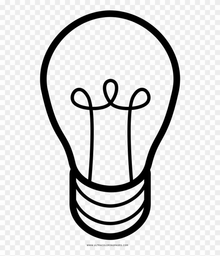 Light Bulb Coloring Page Awesome To Do Light Bulb Coloring Page Ultra Pages Clipart 3026580
