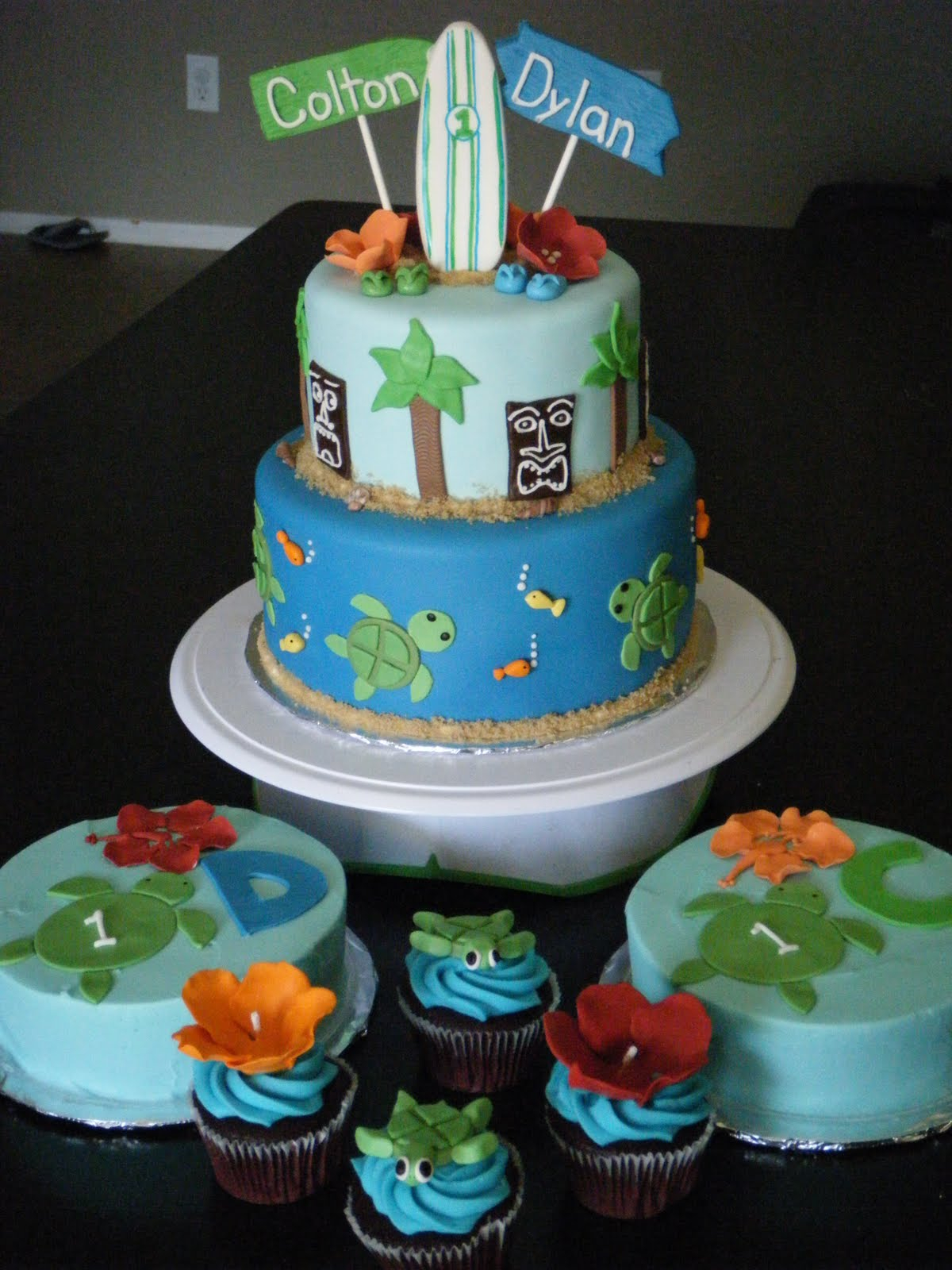 Luau Birthday Cakes 9 Luau Birthday Cakes Men Photo Hawaiian Luau Birthday Cake Ideas