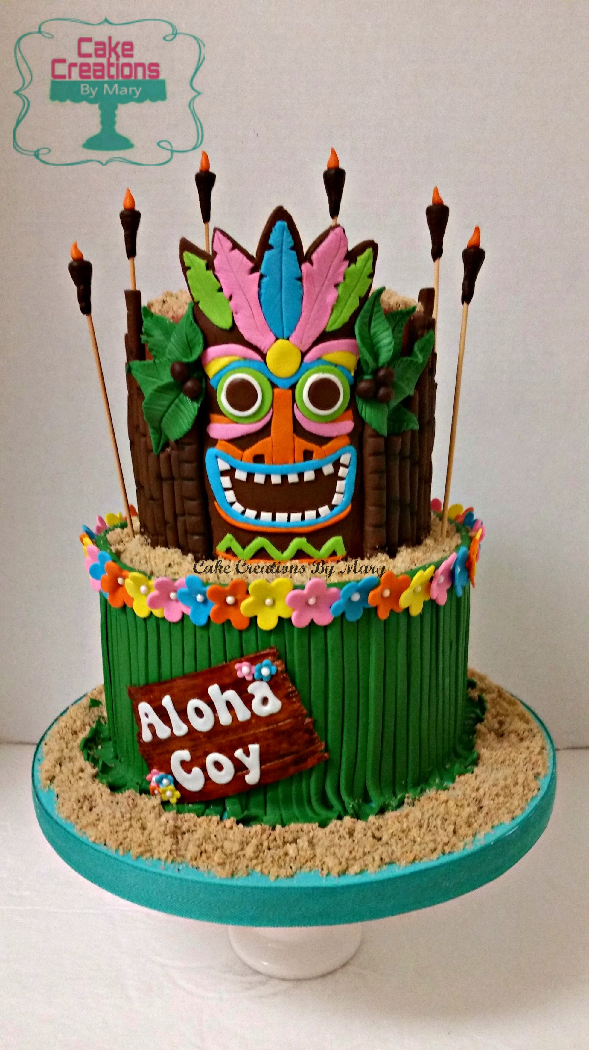 1969 X 3507 In 27 Excellent Image Of Luau Birthday Cakes