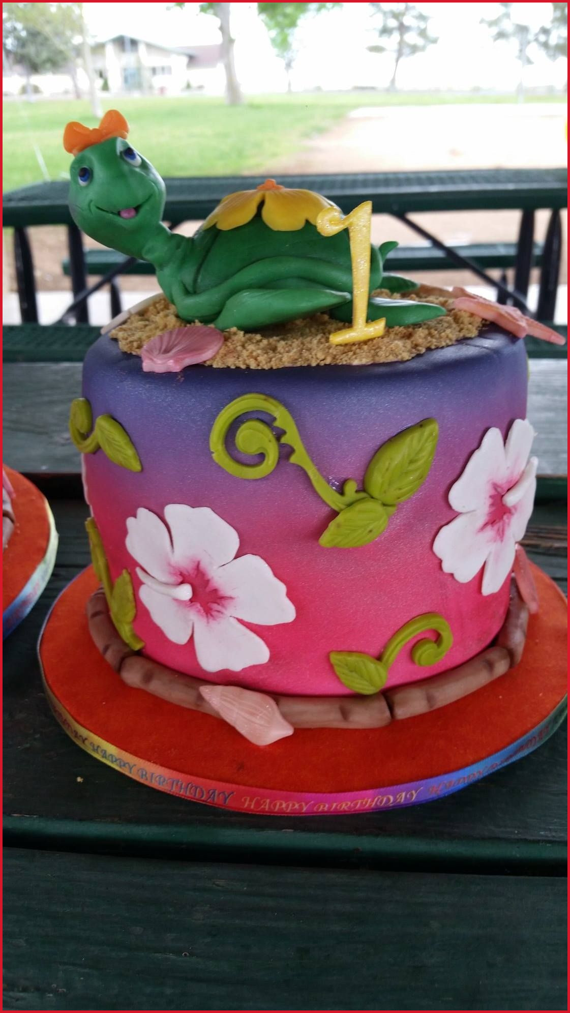 Luau Birthday Cakes Luau Birthday Cake 155051 Luau 1st Birthday Cake Acbrubbishremoval