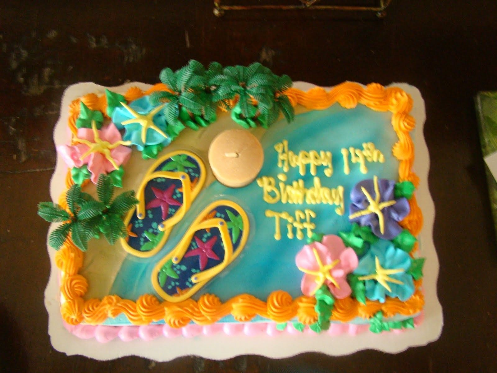 Luau Birthday Cakes Luau Birthday Cakes Walmart Birthdayholiday Ideas Pinterest