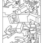 Mine Craft Coloring Pages Coloring Crafts Minecraft Coloring Page Minecraft Coloring