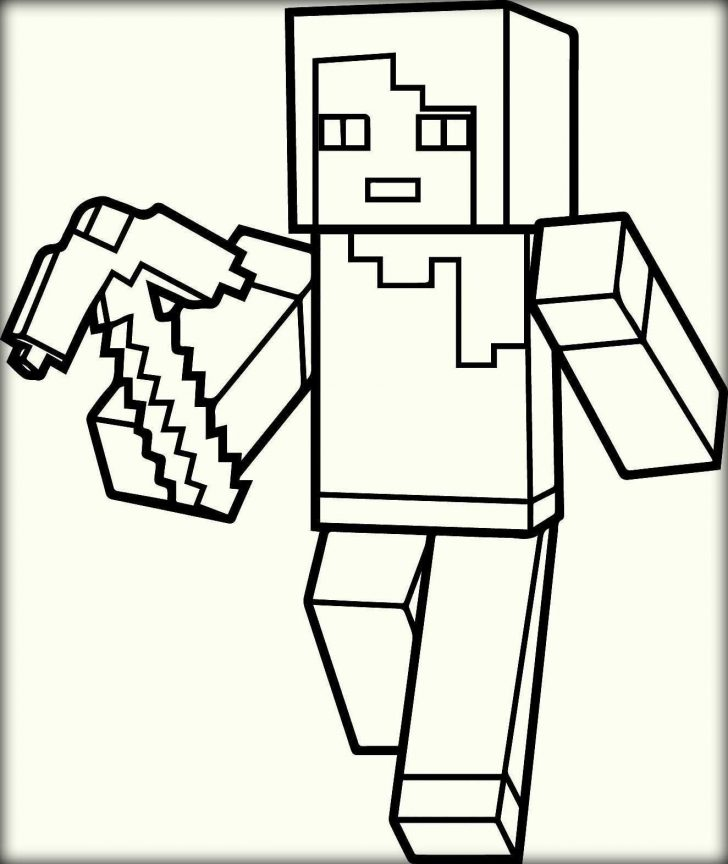 Mine Craft Coloring Pages Free Minecraft Coloring Pages Fresh Free Printable Minecraft