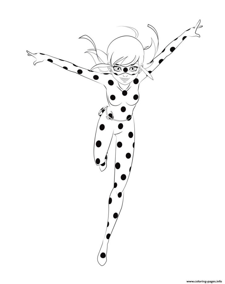 Miraculous Ladybug Coloring Pages Miraculous Adrien Coloring Pages For Kids With Ladybug Printable