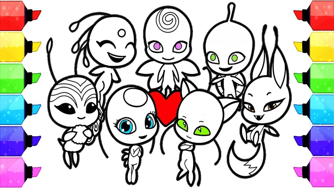 Miraculous Ladybug Coloring Pages Miraculous Ladybug Coloring Pages Ncpocketsofresistance
