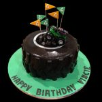 Monster Truck Birthday Cake Grave Digger Monster Truck Birthday Cake Cakecentral