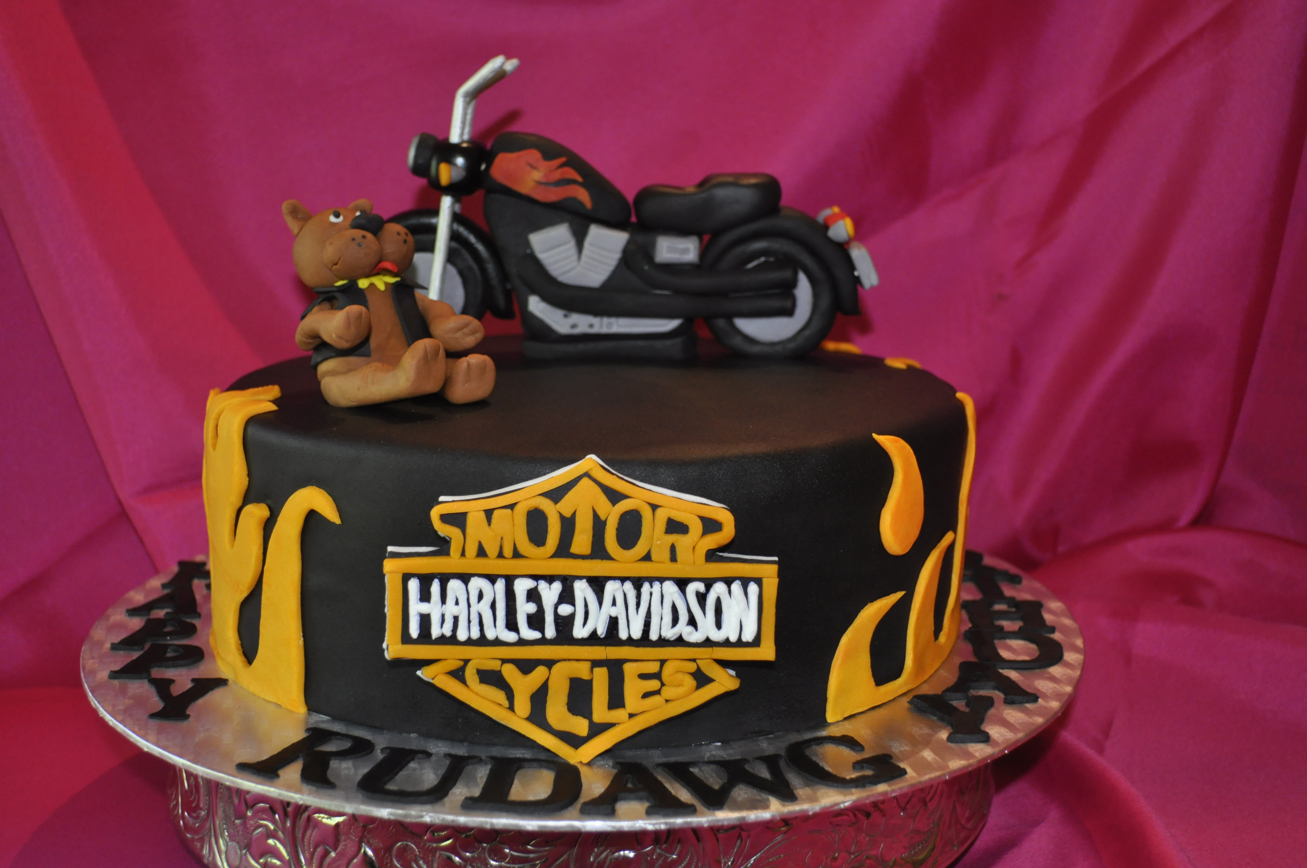 Motorcycle Birthday Cakes 11 Motorcycle Homemade Birthday Cakes Photo Homemade Motorcycle