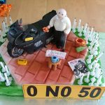 Motorcycle Birthday Cakes Born Again Birthday Cake Mcn