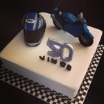 Motorcycle Birthday Cakes Honda 43 Cakes Cakesdecor