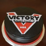 Motorcycle Birthday Cakes Victory Motorcycle Cake My Cakes Victory Motorcycles Motorcycle