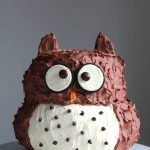 Owl Birthday Cake Charming Friday Links Creating The Perfect Birthday Cake