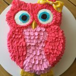 Owl Birthday Cake Pin Hester On Size Of Owl Cake Pinterest Cake Owl Cakes And