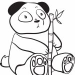 Panda Bear Coloring Pages Awesome Panda Bear Coloring Pages Colin Bookman