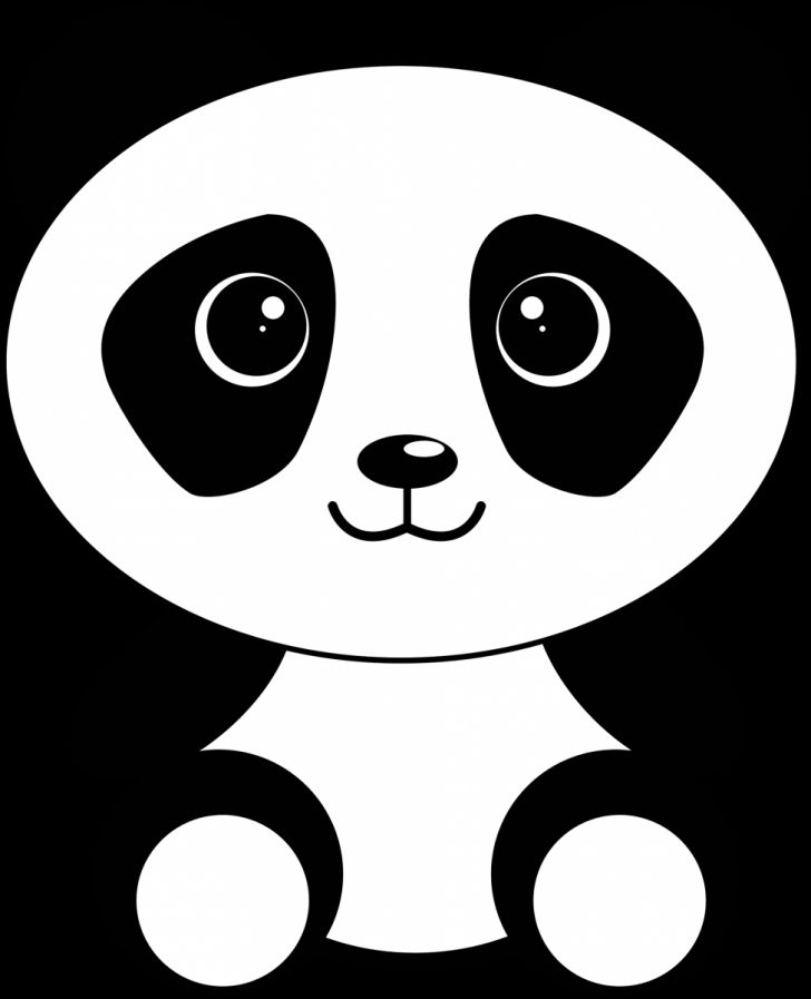 Panda Bear Coloring Pages Cartoon Panda Bear Pictures Free Download Best Cartoon Panda Bear