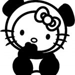 Panda Bear Coloring Pages Cute Panda Bear Coloring Pages Gianfreda Net 43172 For Coloring