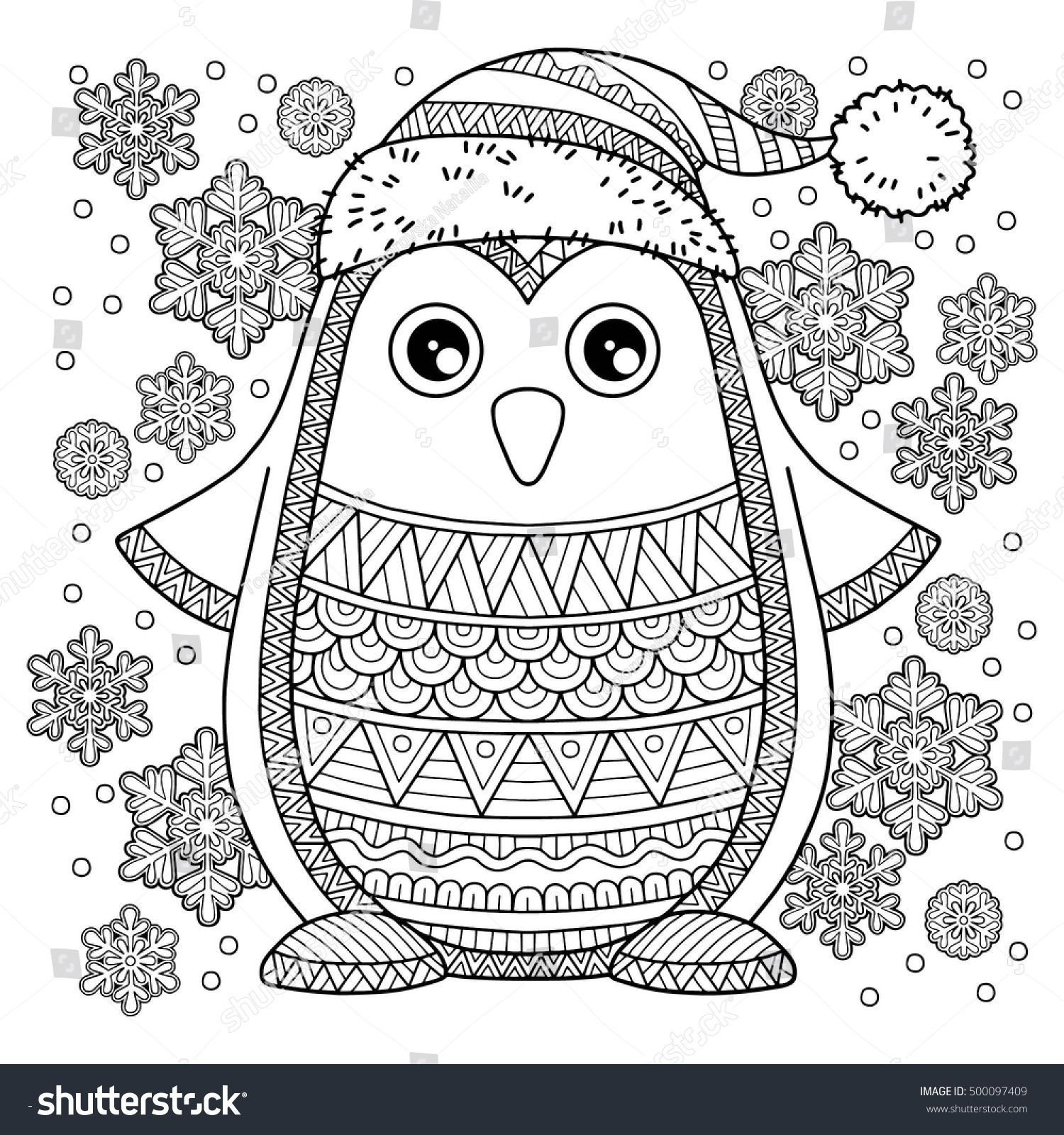 Penguin Coloring Page Club Penguin Coloring Pages Of Penguins To Print Epic Penguin