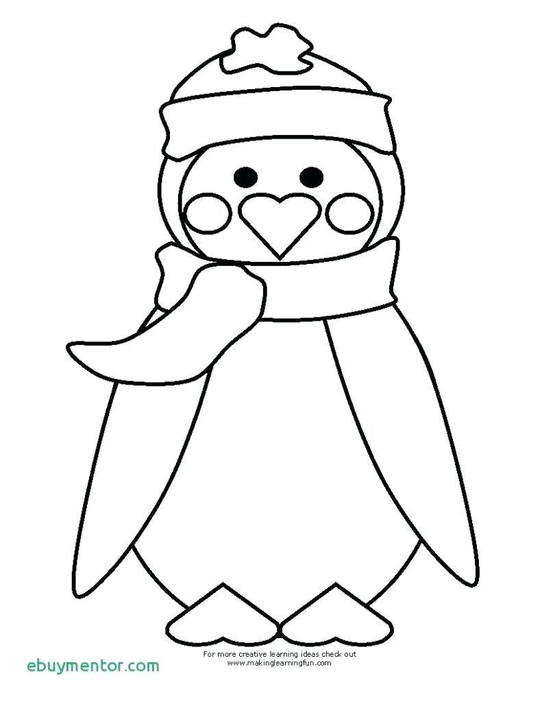 Penguin Coloring Page Coloring Pages Printable Penguinng Pages Greatest Pictures Secrets