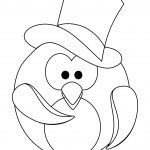 Penguin Coloring Page Penguins Coloring Pages Free Coloring Pages