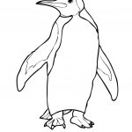 Penguin Coloring Page Tacky The Penguin Coloring Pages Beautiful Design Get Coloring Page