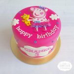 Peppa Pig Birthday Cake 12 Cute Peppa Pig Birthday Cake Designs Recommendmy Living