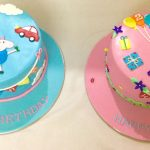 Peppa Pig Birthday Cake Miras Online Peppa Pig Theme Birthday Cakes For Kids I Order Online
