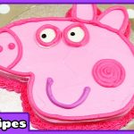 Peppa Pig Birthday Cake Peppa Pig Birthday Cake Diy Quick And Easy Recipes Fun Food For