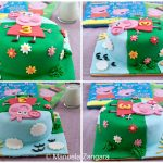 Peppa Pig Birthday Cake Peppa Pig Cake