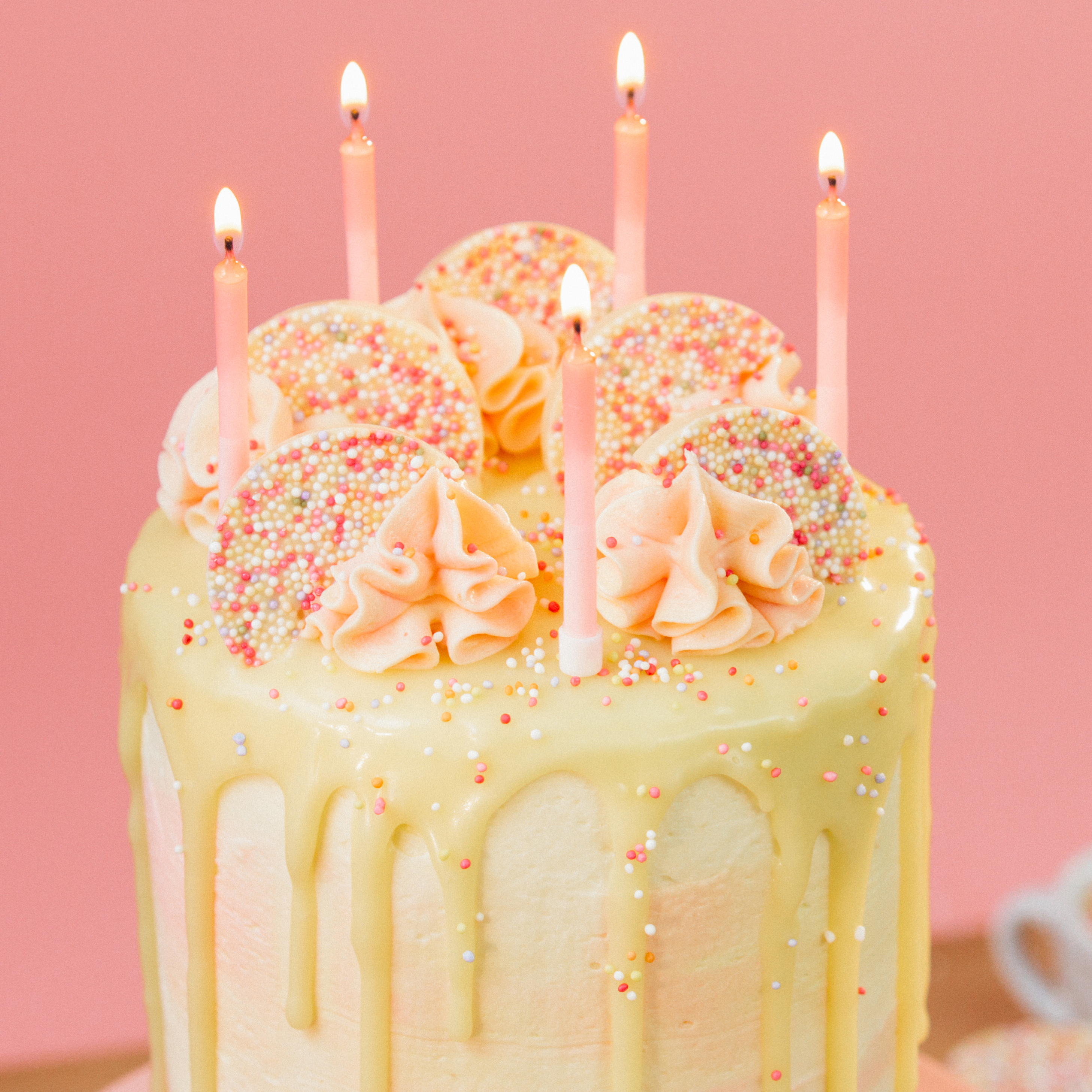 Pictures Of A Birthday Cake Birthday Cake Hack Recipe Tastemade