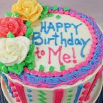 Pictures Of A Birthday Cake How To Make A Birthday Cake Beginners Tutorial Youtube