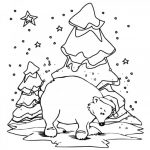 Polar Bear Coloring Pages Bear Coloring Pages To Print At Getdrawings Free For Personal