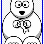 Polar Bear Coloring Pages Panda Coloring Page Ba Panda Bear Coloring Pages Black And White