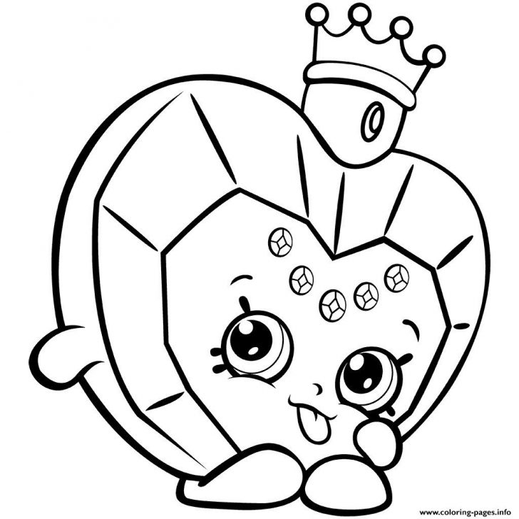 Print Coloring Pages Coloring Pages Inspirational Shopkins Coloring Pages To Print Page
