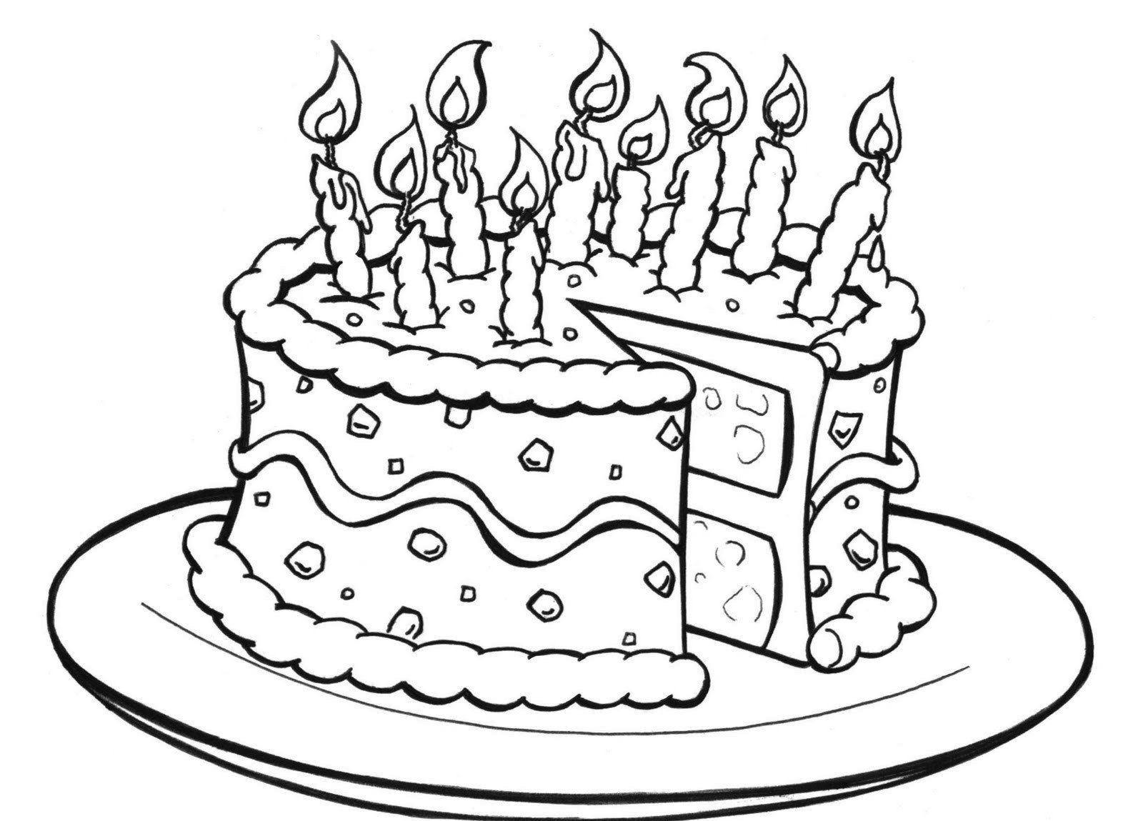 Printable Birthday Coloring Pages Coloring Pages Remarkable Free Printable Happy Birthday Coloring