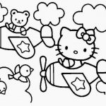 Printable Coloring Pages For Kids Coloring Pages For Kids With Worksheets Kindergarten Also Image